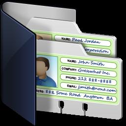 folder identity