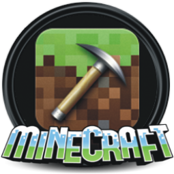 minecraft construction logo 3