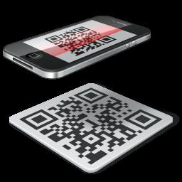 qr code iphone iphone