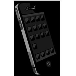 iphone allume iphone
