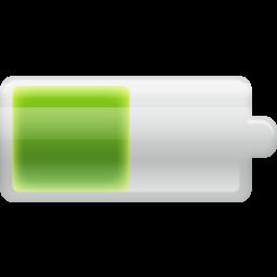 battery half batterie