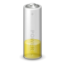 battery low batterie