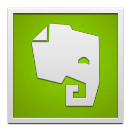 evernote white