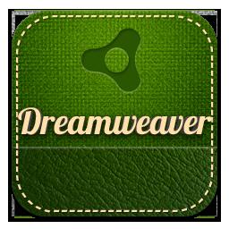 Dreamweaver retro