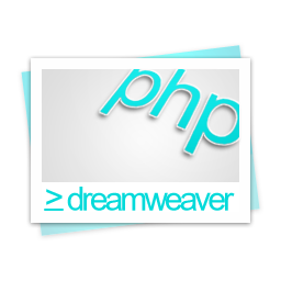 dreamweaver php file