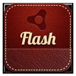 Flash retro