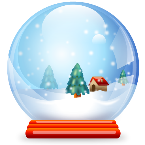 crystal ball 512 boule neige