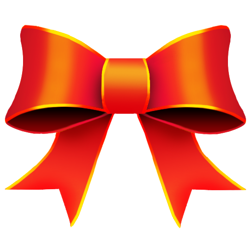 ribbon red decoration