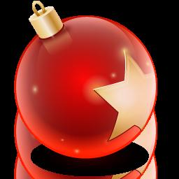 christmas ball boules