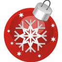 christmas tree ornament boule