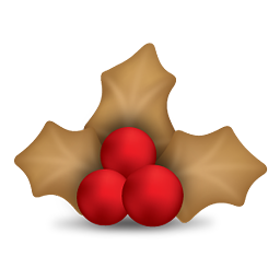 mistletoe 3 houx