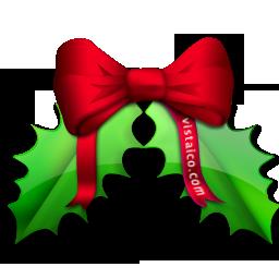 christmas christmas leaf houx