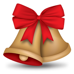 christmas bells cloche