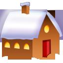 xmas house maison