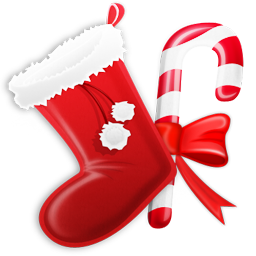 stocking icon chaussette