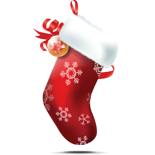 christmas stocking chaussette