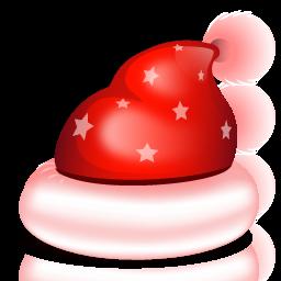 santa hat2 bonnet