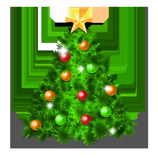 christmas tree 2 sapins