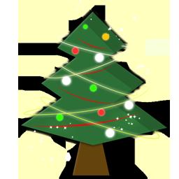 tree 3 sapins