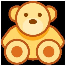 teddy bear objet
