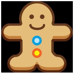 gingerbread man cadeaux