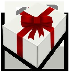 present 3 cadeaux