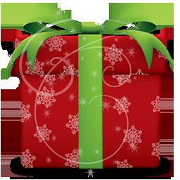 present 2 cadeaux