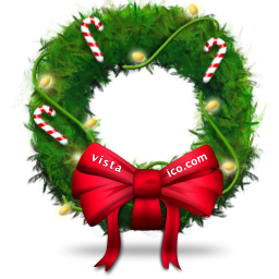christmas christmas bow couronne