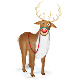 christmas rudolph rennes