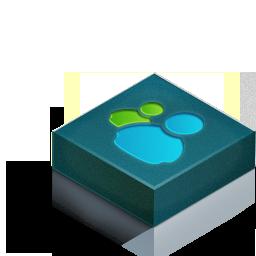 cube 3d msn color02