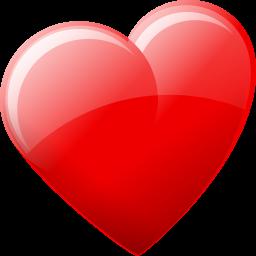 favorites heart