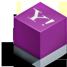 cube 3d yahoo color