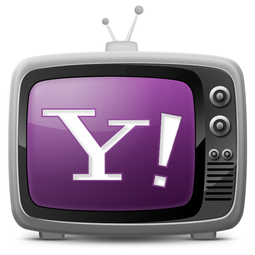 tv set icon yahoo
