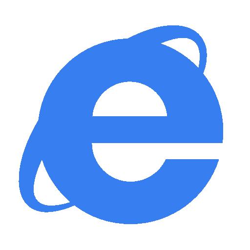 ie blue