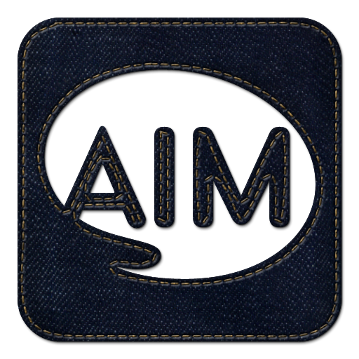 aim logo square