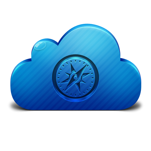 cloud icon safari
