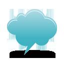 cloud comment